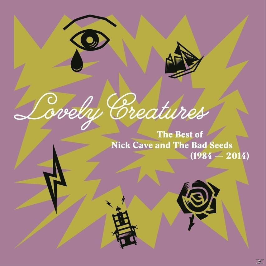 LOVELY CREATURES: BEST OF 1987-2014 (LP)