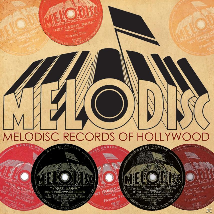 MELODISC RECORDS OF HOLYWOOD 1945-46
