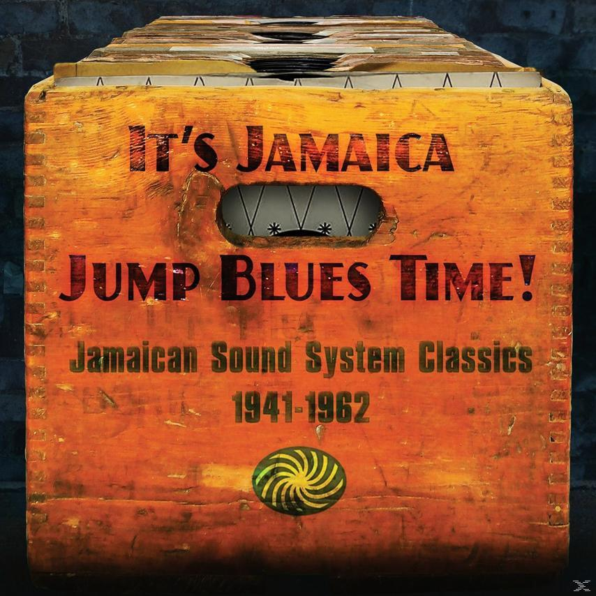ITS JAMAICA JUMP BLUES TIME (3CD)