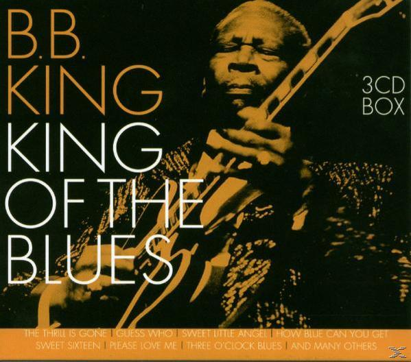 KING OF THE BLUES (3CD)