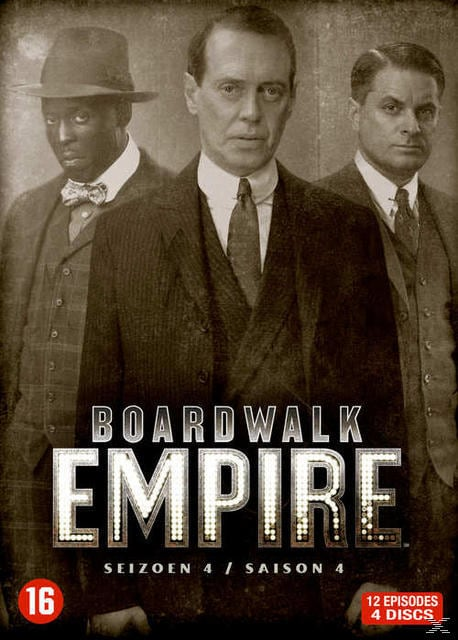BOARDWALK EMPIRE SEASON 4 [BLU RAY]