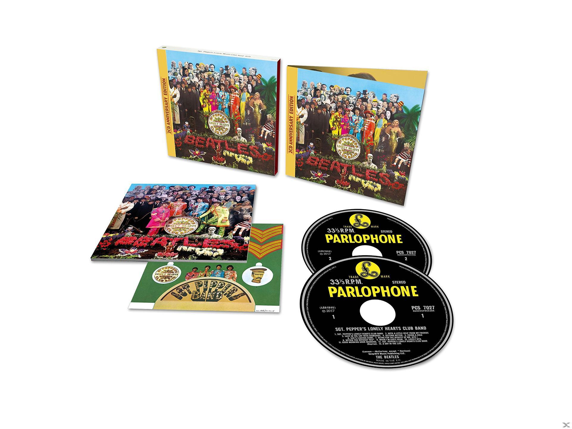 SGT.PEPPERS LONELY HEART (2CD)