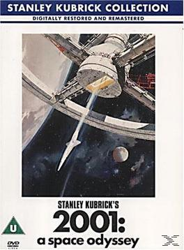 2001: A SPACE ODYSSEY (DVD)