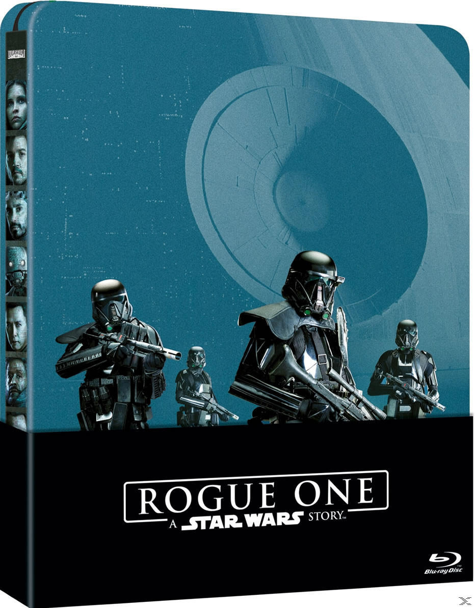 ROGUE ONE:A STAR WARS STORY ST[2BLU RAY]