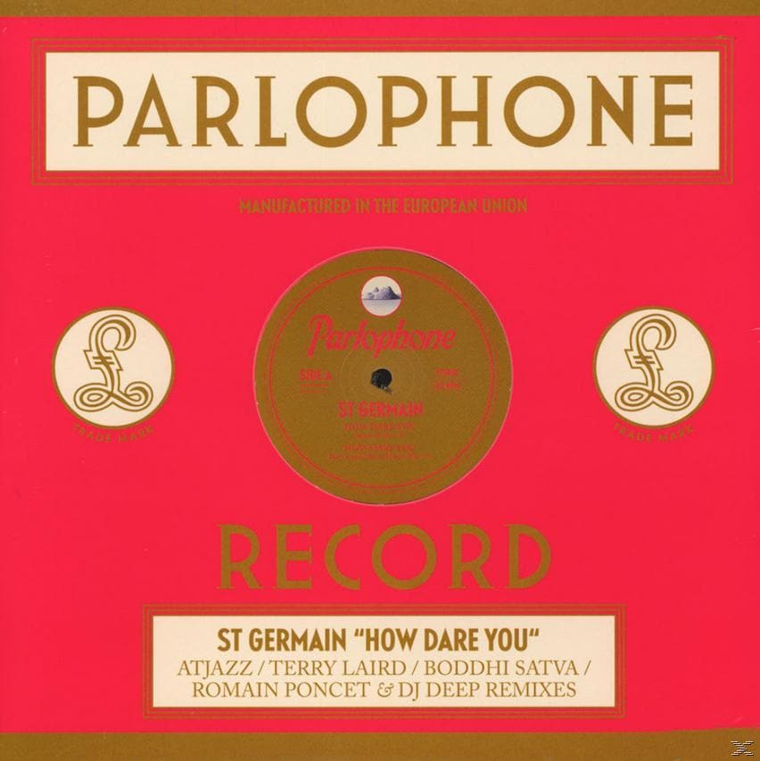 HOW DARE YOU (LP SINGLE RSD)
