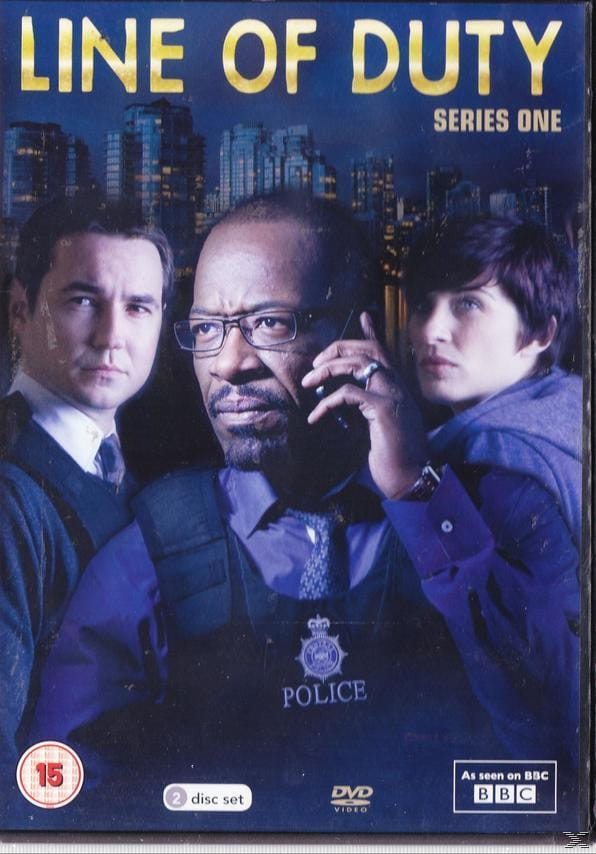 LINE OF DUTY SERIES 1