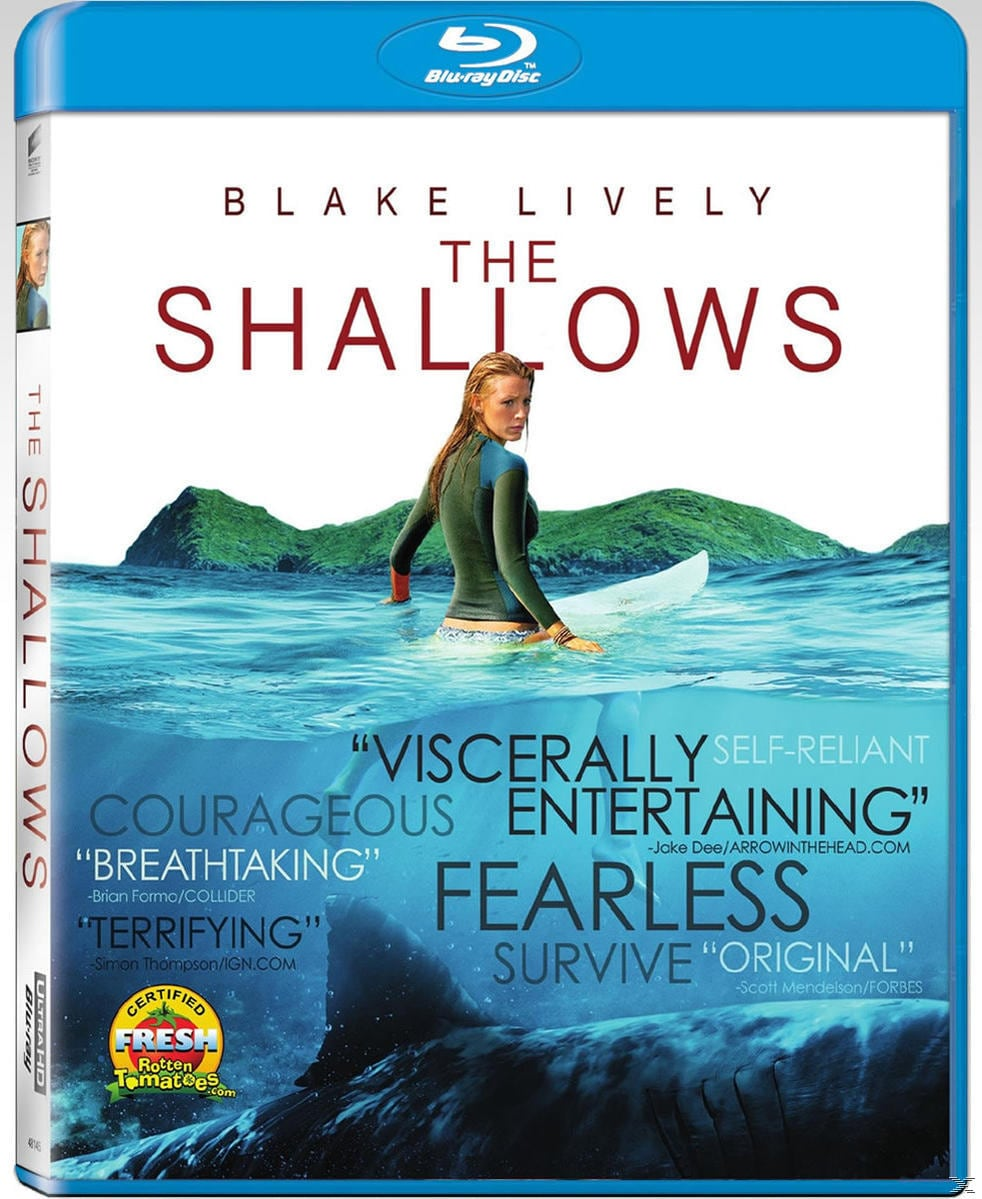 SHALLOWS, THE (BLU RAY)